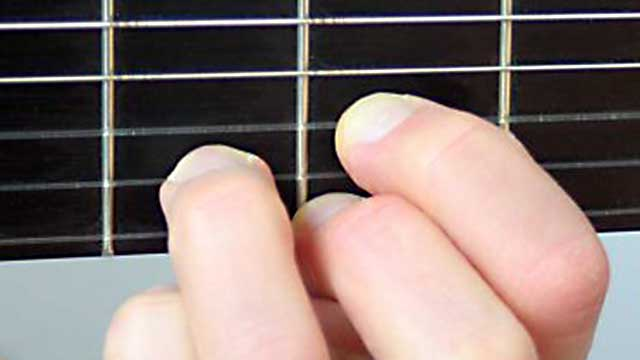 How to Play a D Chord