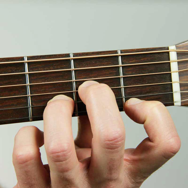 c chord guitar photo