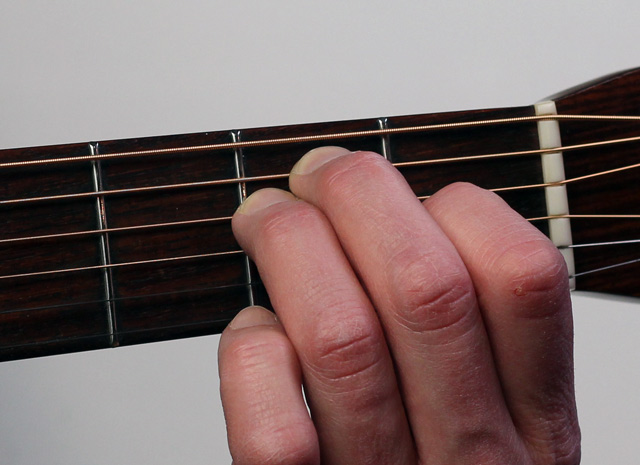 How to Play an E Chord