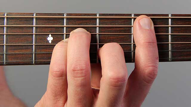 How to Play a B Minor Chord