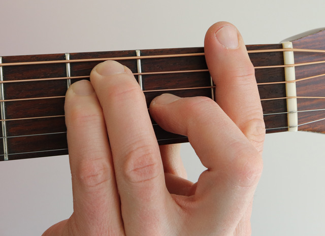 How to Play an F Chord