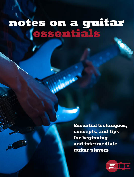 Guitar Essentials cover